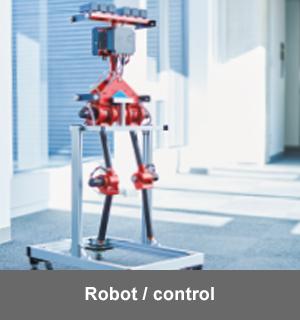 Robot / control