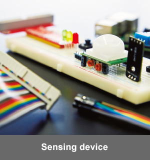 Sensing device