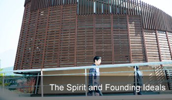 The Spirit and Founding Ideals