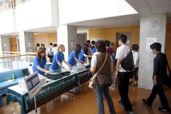 オープンキャンパス2011写真1
