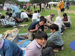 ①縄文祭り