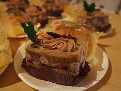 おいしそうなケーキです