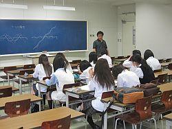 茅野高校2年生