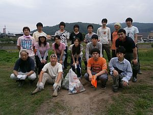 「上川アダプトプログラム」実施しましたが・・・2