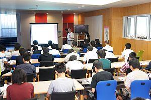 「体験講座・模擬講義」で、大学の学びをひと足早く体験1