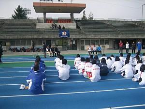 諏訪地方の中学生、高校生が参加しました